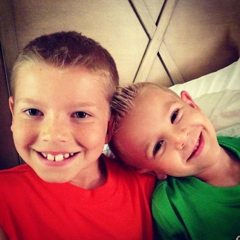 Bryce & Kade